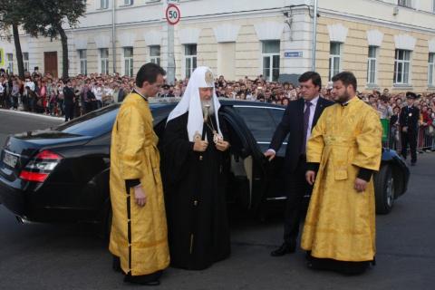 Религия мешает Российской Федерации