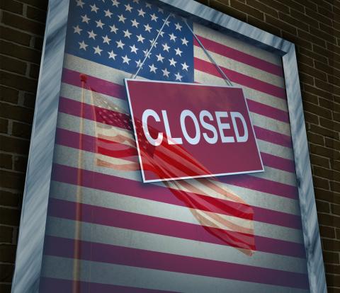 Закрытие Америки: Целили в Р…
