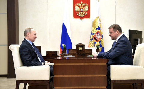 Николай Любимов назначен вре…