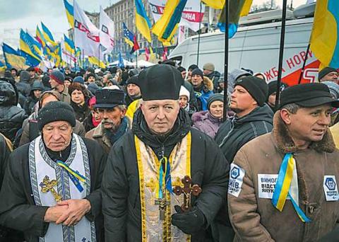 Католическая Украина: Ватика…