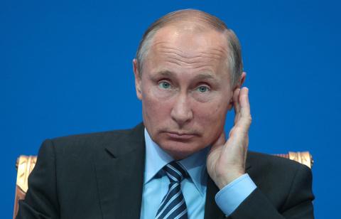 Путин отметит 64-й день рожд…