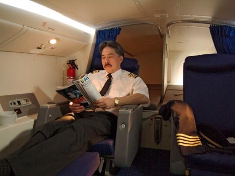 А вы знали, что в авиалайнер…