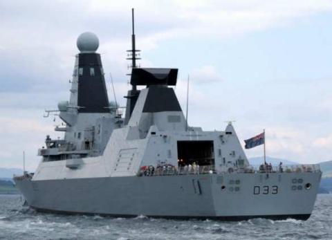 «Правь морями»: Планы Британ…