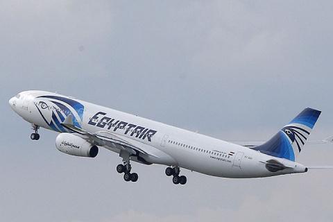 Самолет EgyptAir мог рухнуть в Средиземное море из-за iPhone второго пилота