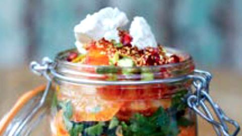 Марокканский салат: рецепт о…