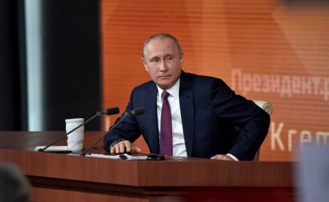 Путин общается с Западом, ка…