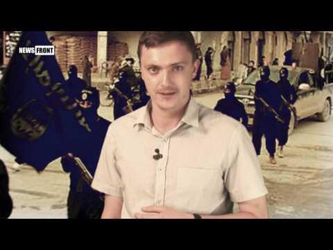 Оружие из «АТО» попадает в руки других террористов, в Сирии. Кнырик