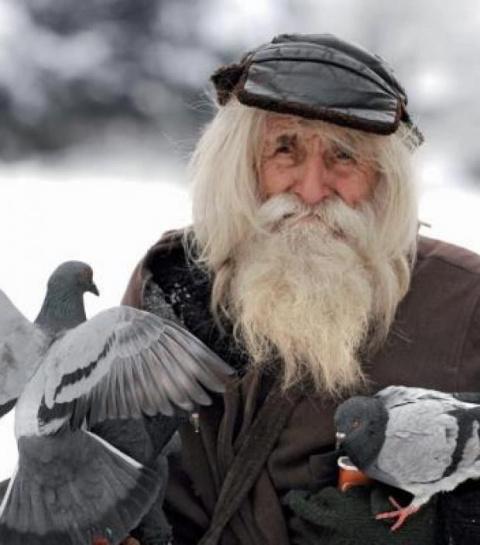 Святой дедушка Добри  из Байлово