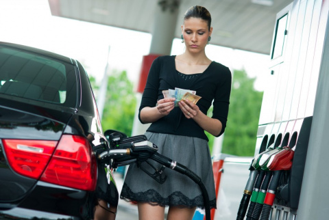 Цены на бензин тянутся вверх