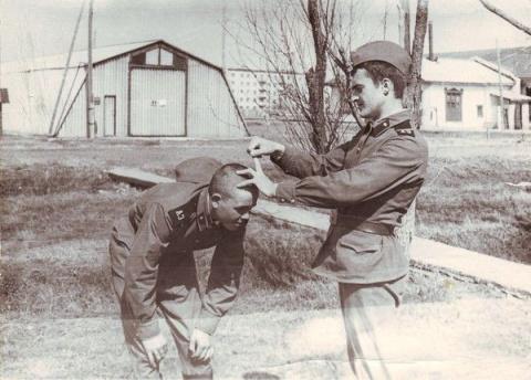 Правила «дедов» в Советской армии