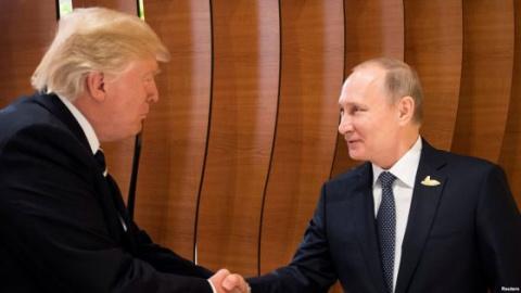 Трамп назвал разговор с Пути…