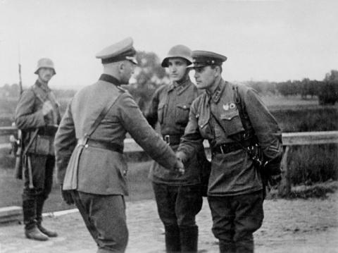 Как Германия и СССР готовили…