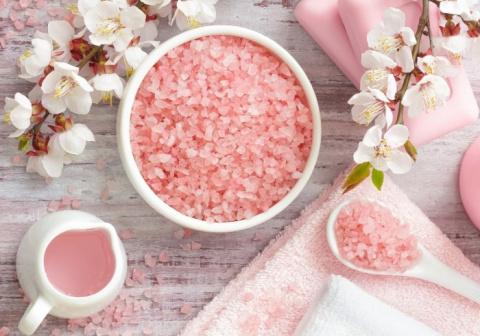 Соль для волос – уникальные рецепты