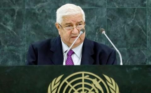 Глава МИД Сирии: Победа над …