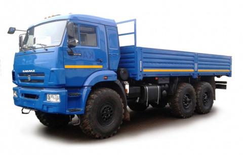 КАМАЗ-43118 - самый продавае…