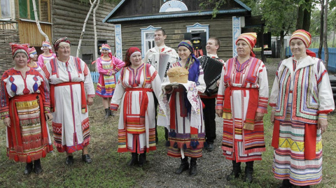 Путин пообещал содействие в съемках фильмов о народах России
