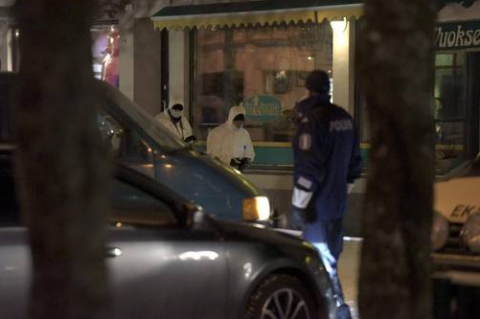 Жертвами стрельбы в Иматре стали трое местных женщин