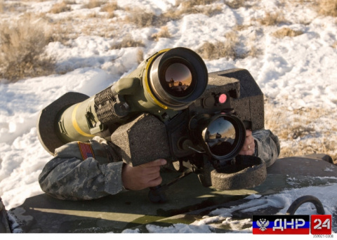 Муженко приказал боевикам ВСУ готовиться к эксплуатации «Джавелин»