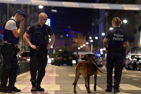 Ответственность за атаку на военных в Брюсселе взяло на себя ИГ*