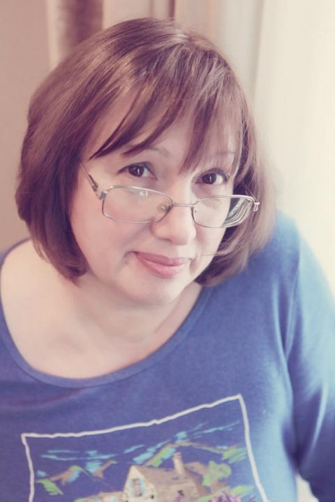 Марина Покровская (Строгонова)