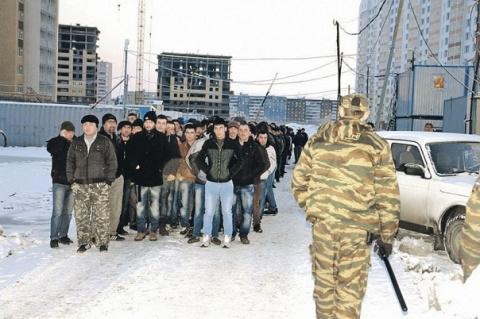 Построят ли мигранты в Сибир…