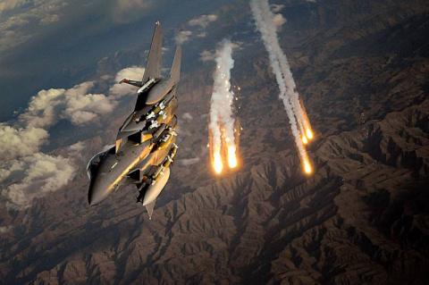 ВС США: авиаудар спровоциров…