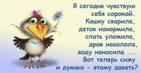 Подборка смешных открыток :)