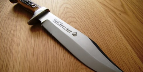 Легенда Америки — нож Боуи