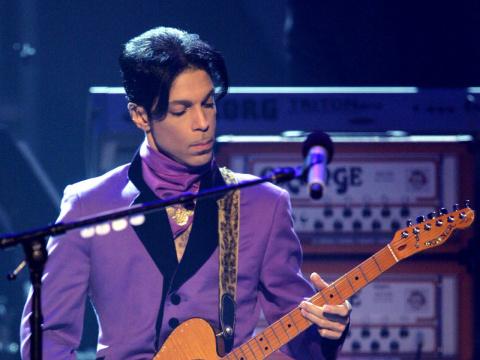 ЗАРУБЕЖКА. Prince