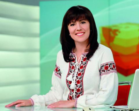 Украинская журналистка отказ…