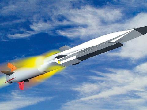 Перехватить российские ракет…