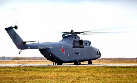 Ми-26: непревзойденный исполин