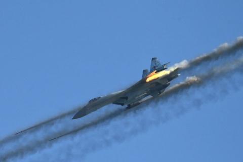 Морская авиация Балтфлота провела ракетные стрельбы