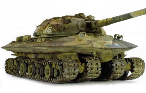 Объект 279 - советский тяжел…