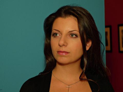 Маргарита Симоньян: Я просто хочу ответа