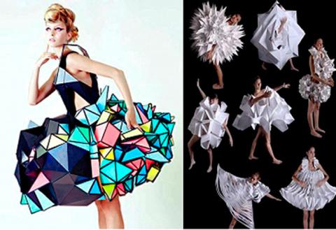 Красота геометрии. (Оригами)