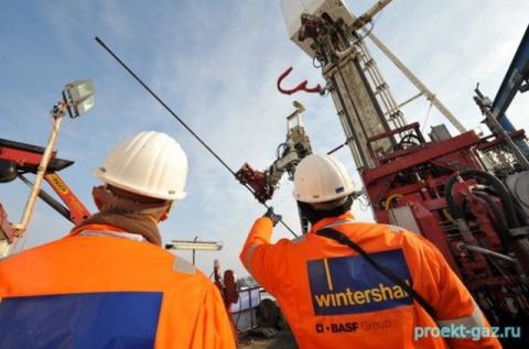 Wintershall и «Газпром» могу…