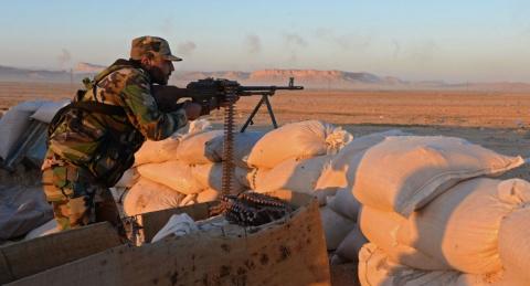 Пальмира: армия Сирии ведет …