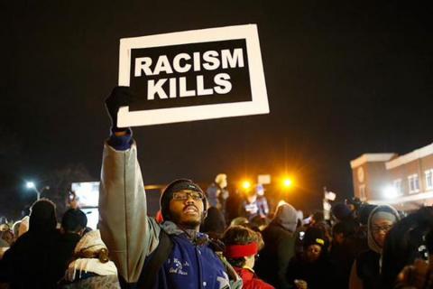 Протест жителей Фергюсона перекинется на 120 городов США, жители настаивают на обвинении