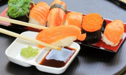 Ленивые суши по-токийски: оригинальный рецепт