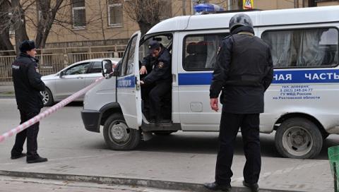 Виновник взрыва у школы в Ро…