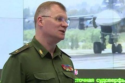 МО РФ отвечает США на тираду…