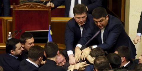 Шакалы заперты в клетке. США готовят приговор для украинской элиты