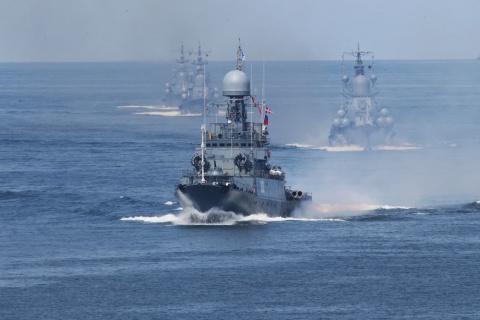 Корабли Балтфлота проведут у…