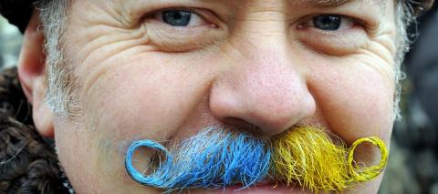 Украинцы против русских либе…