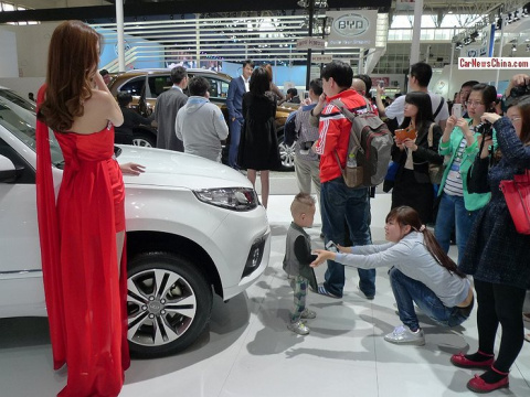 Почему китайские автомобили уже совсем не дешевы