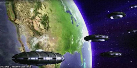 Пришельцы приняли сторону русских matveychev oleg