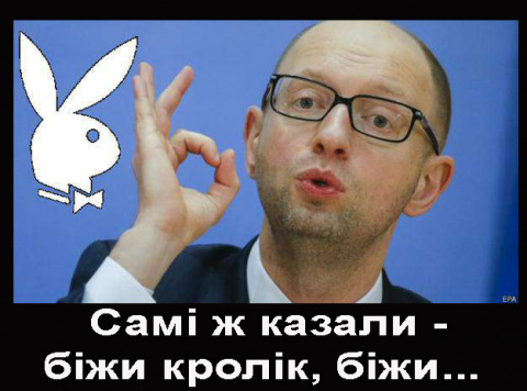 Кролик улетел, но обещал вернуться