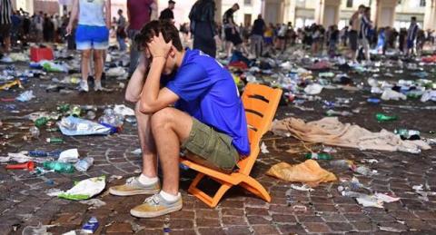 Европа продолжает жрать кактус...