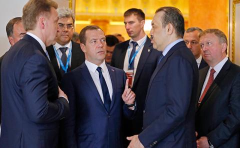 России предлагают развивать ЕАЭС за свой счёт